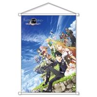 『ソードアート・オンライン』ゲームシリーズ5周年記念B2タペストリー −ホロウ・リアリゼーション−Ver.