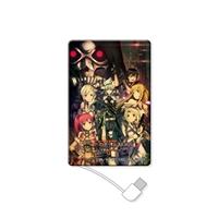 『ソードアート・オンライン』ゲームシリーズ5周年記念モバイルバッテリー フェイタル・バレットVer.