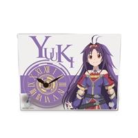 『ソードアート・オンライン』ゲームシリーズ5周年記念アクリルクロック ユウキVer.