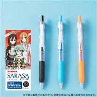 『ソードアート・オンライン』サラサクリップ0.5 カラーボールペン ファントム・バレットVer.