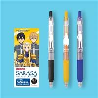 『ソードアート・オンライン』サラサクリップ0.5 カラーボールペン アリシゼーションVer.