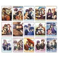 『薄桜鬼』トレーディングミニクリアファイル 電撃Girl'sStyle表紙コレクション[A] コンプリートBOX