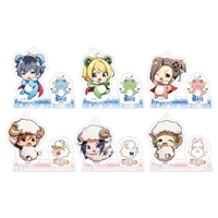 『アイドルマスター SideM 理由あってMini!』トレーディングアクリルジオラマ vol.2 コンプリートBOX