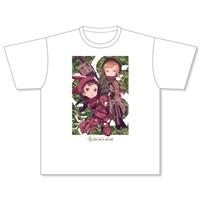 ソードアート・オンライン マガジン Vol.6 黒星紅白描き下ろしイラスト フルカラーTシャツ