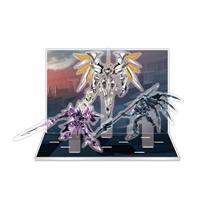 『閃の軌跡IV』《騎神》集合アクリルジオラマ Ver.B 《蒼》《紫紺》《銀》