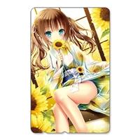 電撃萌王10月号表紙テレカ・てぃんくる