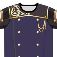 FINAL FANTASY XI 共和国制式礼服風Tシャツ