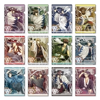 「『薄桜鬼 真改』聖地スタンプラリー2018」企画限定クリアファイル12枚セット