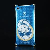 『ネプテューヌ』 ジュラルミンiPhoneXケース ブランVer.