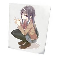 秋の電撃祭『青春ブタ野郎』シリーズ キャンバスパネル