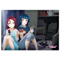 『ラブライブ!サンシャイン!!』桜内梨子&津島善子のお泊まりブランケット