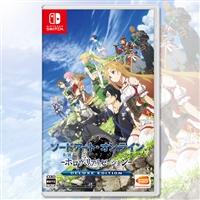 【2次予約】Nintendo Switch版『ソードアート・オンライン -ホロウ・リアリゼーション- DELUXE EDITION』電撃スペシャルパック