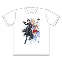 『ソードアート・オンライン』10周年キービジュアルTシャツ