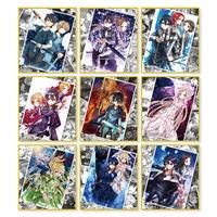 『ソードアート・オンライン』メモリアルトレーディングミニ色紙2