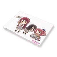 『ラブライブ!サンシャイン!!』アクリルマグネットAqours 梨子&ダイヤ&ルビィ