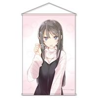『青春ブタ野郎』シリーズ HDタペストリー 桜島麻衣
