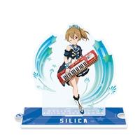 『ソードアート・オンライン メモリー・デフラグ』アクリルフィギュアバンドセレクション シリカ