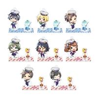 『アイドルマスター SideM 理由あってMini!』トレーディングアクリルジオラマコレクション [4] コンプリートBOX