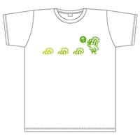FINAL FANTASY XI スイカマンドラTシャツ ホワイト(XL)