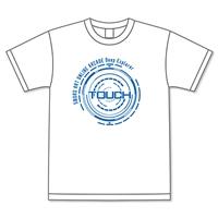 「ソードアート・オンライン アーケード ディープ・エクスプローラー」サポートログ2種付きTシャツ L