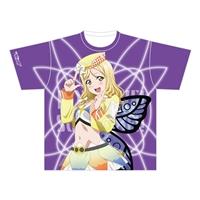 『ラブライブ!サンシャイン!!』フルグラフィックTシャツ 小原鞠莉 未体験HORIZON