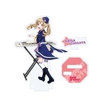 『BanG Dream! 3rd Season』Poppin'Partyアクリルフィギュア Ver.市ヶ谷有咲