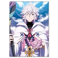 『Fate/Grand Order -絶対魔獣戦線バビロニア-』マーリン クリアファイル