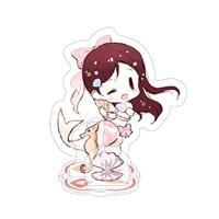 ラブライブ!サンシャイン!!School idol diary アクリルスタンド〜9 mermaids☆〜  桜内梨子