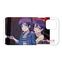 『ラブライブ!』iPhone11Proケース μ's 海未&希