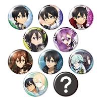 『ソードアート・オンライン』キリト トレーディング缶バッジコンプリートBOX[2]