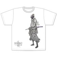 『SEKIRO 外伝 死なず半兵衛』Tシャツ 半兵衛ver. XLサイズ