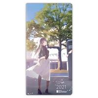 【2次受注】『青春ブタ野郎』シリーズ ほぼ日手帳2021 weeks(4月はじまり版)