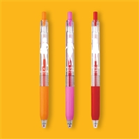 『ラブライブ!虹ヶ咲学園スクールアイドル同好会』サラサクリップ0.5 カラーボールペン Ver.2年生
