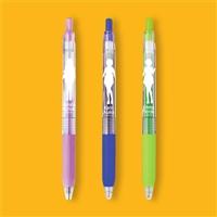 『ラブライブ!虹ヶ咲学園スクールアイドル同好会』サラサクリップ0.5 カラーボールペン Ver.3年生