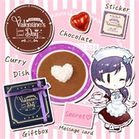 【3次受注】『ラブライブ!』 Valentine's Day 2021 from Nozomi