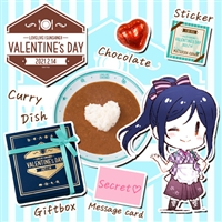 【2次受注】『ラブライブ!サンシャイン!!』 Valentine's Day 2021 from Kanan