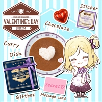 【2次受注】『ラブライブ!サンシャイン!!』 Valentine's Day 2021 from Mari