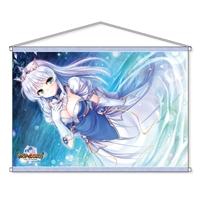 『あいりすミスティリア!』フィーナ・ファム・アーシュライトの湖畔に佇む月のお姫様☆Wスエードタペストリー