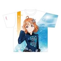 『ラブライブ!サンシャイン!!』フルグラフィックTシャツ 高海千歌 Ver.Fantastic Departure!