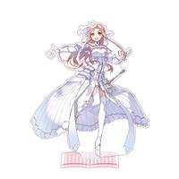 らのすぽ!『ソードアート・オンライン』アクリルフィギュア「アスナ」