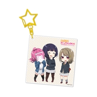 『ラブライブ!虹ヶ咲学園スクールアイドル同好会』アクリルキーホルダー かすみ&果林&璃奈