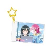 『ラブライブ!虹ヶ咲学園スクールアイドル同好会』アクリルキーホルダー 璃奈&栞子