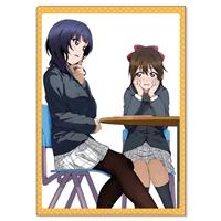 『ラブライブ!虹ヶ咲学園スクールアイドル同好会』クリアファイル しずく&果林