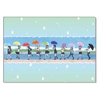 『ラブライブ!虹ヶ咲学園スクールアイドル同好会』見開きクリアファイル