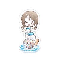 『ラブライブ!サンシャイン!!』アクリルスタンド〜Summer Vacation〜 渡辺 曜