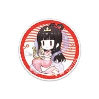 ラブライブ!サンシャイン!!School idol diary アクリルステッカー〜9 mermaids☆〜 黒澤ダイヤ