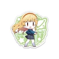 『ラブライブ!スーパースター!!』アクリルステッカー 平安名すみれ Ver.Liella!