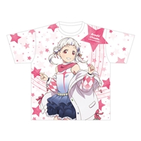『ラブライブ!スーパースター!!』フルグラフィックTシャツ 嵐 千砂都 Ver.始まりは君の空