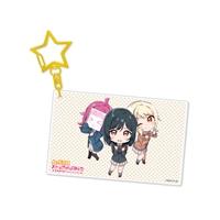『ラブライブ!虹ヶ咲学園スクールアイドル同好会』アクリルキーホルダー 愛&璃奈&栞子