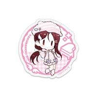 『ラブライブ!サンシャイン!!』アクリルステッカー〜9 angels☆〜 桜内梨子